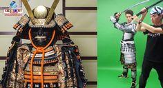 Os japoneses são especialistas em encontrar novas formas de agradar clientes. Foi inaugurado na capital japonesa um estúdio fotográfico especializado em samurais, oferecendo os trajes e imagem cinematográfica para o cliente se sentir o próprio guerreiro.