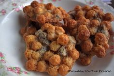 Remember these cookies made with KIX cereal?  (click here for the recipe)