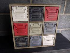 Industrial-Vintage-Retro-Style-9-Drawer-Rustic-Metal-Cabinet-Storage-Cupboard