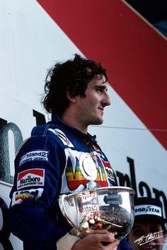 1981 Zandvoort Holland Alain Prost, Formula 1, Grand Prix, Racing, Walt Disney, History, Search, Sports, Jewels
