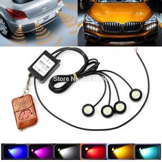 Strobe Lights For Cars Mesmerizing 2 X 12 Led 3 Watt Car Truck Emergency Beacon Light Exclusive Split