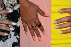 All the Different Nail Shapes, Decoded - Getty Images