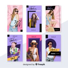 Instagram Story App, Instagram Feed, Fashion Banner, Instagram Marketing Tips, Newsletter Design, Creative Posters, Social Media Design, Fashion Sale, Logo Design Inspiration