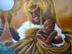 Oshun siempre protege sus hijos!!!!!