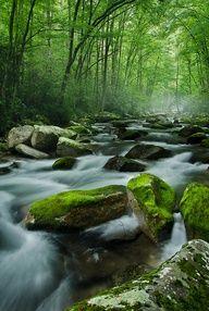 Deep Creek by Appalachian Hiker
