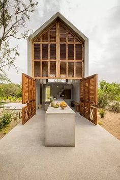 Rental of the week: a concrete cabin in Oaxaca, Mexico