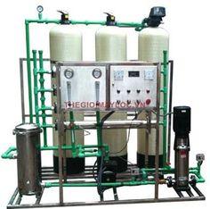 Xưởng sản xuất nước thiên long vina Aqua- An Lão