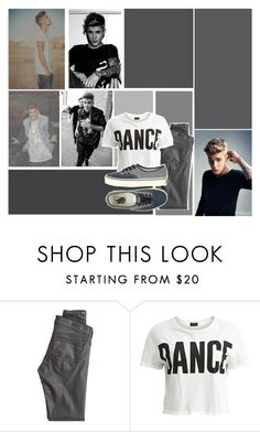 """""""Justin Bieber"""" by belieber-wera ❤ liked on Polyvore featuring Justin Bieber, AG Adriano Goldschmied, VILA and Vans"""