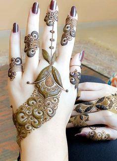 Modern Henna Designs, Latest Henna Designs, Finger Henna Designs, Arabic Henna Designs, Mehndi Designs 2018, Mehndi Designs For Girls, Dulhan Mehndi Designs, Mehndi Design Pictures, Wedding Mehndi Designs