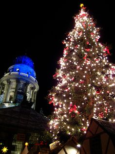 Christmas in Gendarmenmarkt, Berlin