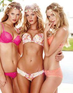 米国発の人気水着ファッションショー、ヴィクトリアズ・シークレットの人気モデル集団であるヴィクシーエンジェル。今回は、そんなナイスバディーな彼女たちのダイエット法を紹介しちゃいます♡