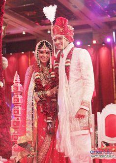 Ritesh Deshmukh and Genelia DSouza Wedding