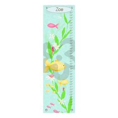 aBaby Sea Girl Growth Chart Name Zoe * Read more reviews of the product by visiting the link on the image.
