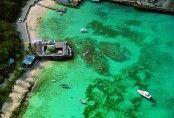 Mustique Island, zoom sur le Basil's Bar. luxerevue.com