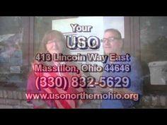 YOUR USO * MASSILLON, OHIO (330) 832-5629