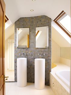 Thinking of converting your loft into a stylish bathroom? Follow this advice on where to start.