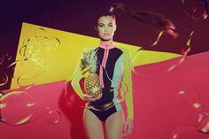 Bubble Shooter – Editorial de moda retro e com muito estilo