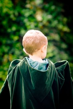 How to sew an Awesome Hooded Cloak