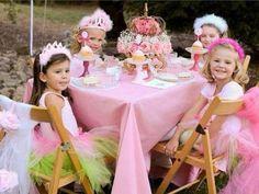 Fiesta para princesas