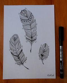 Drawing by Jana Majlátová Art,  marker, zentagle