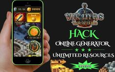 Vikings War Of Clans hack tool is online cheat tool for generating unlimited gold, silver, food, lumber, iron and stones. Get FREE Vikings resources.