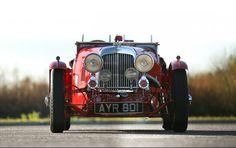 1934 Aston Martin 1 1/2-Litre Sports 2/4 Seater  Para saber más sobre los coches no olvides visitar marcasdecoches.org