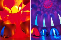 architects of air celebrate 22 years of inflatable domes with EXXOPOLIS