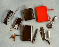 dossier journal, pockets