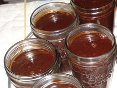 Canning Homemade Chocolate Syrup/Sauce | The Homestead Survival