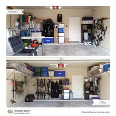 Take your garage from drab to fab!