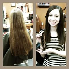 locks of love free haircut salons graduated bob before and after donated to locks of 2731 | b2087b5a1c42690ca6ce83d2a3f1623a salons locks