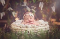 """October 24th """"One A Day"""" goes to Cris Passos Photography on Facebook! LearnShootInspire.com #newborn #photography"""