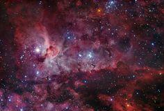 Архивы Фото - Страница 9 из 31 - SpaceDaysNote  Большая туманность Киля