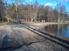 Vesijarvi lake,Lahti,Finland