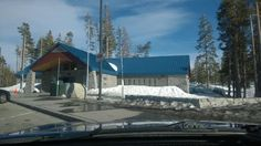 I-80 Eastbound Rest Area - Truckee, CA