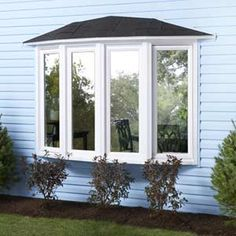 bow windows by Silver Line