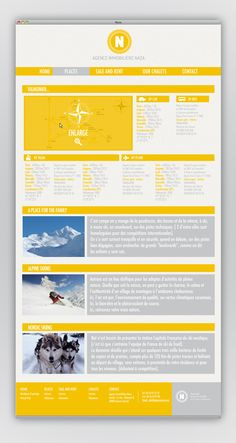 REAL ESTATE AGENCY by Plus Minus, via Behance (more inspiration for this site. click)