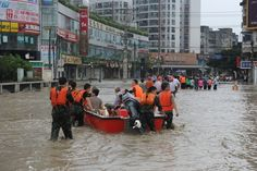 Photos From Southwest China's Worst Floods In Five Decades Floods in Sichuan, China, July 2013 Posted by floodlist.com
