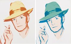 Truman Capote [Two Works] by lluisribesmateu1969, via Flickr