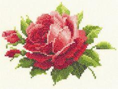 me wp-content uploads 2014 06 rosa-ponto-cruz-graficos. Cute Cross Stitch, Cross Stitch Rose, Cross Stitch Flowers, Cross Stitch Charts, Cross Stitch Designs, Cross Stitch Patterns, Rose Embroidery, Cross Stitch Embroidery, Embroidery Techniques