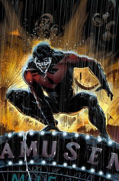 Nightwing - Death of the Family