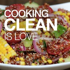 Love your body Keep your meals low calorie and CLEAN! Pin and save these 11 Top Rated Skinny Recipes Under 275 Calories #lowcalorie #cleaneating #skinnyms