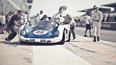 Howmett TX TSRC17 - 1968 - Pilots : Xavier Micheron, Gilles Guinand, Thierry Micheron. Laurent Nivalle Photography 2011