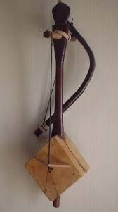 Masinko - Ethiopian musical instrument