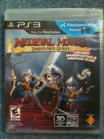 Medieval Moves: Deadmund's Quest for PS3 free shipping