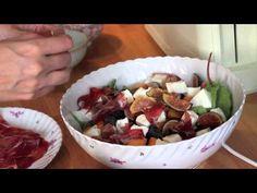 Salade composée aux figues pour une pique nique reussi!