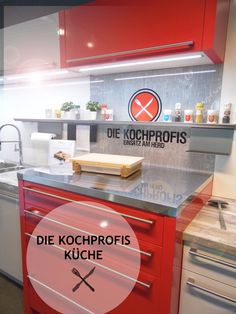 Die kochprofis-küche  26 best Kochprofis images on Pinterest | Cooking food, Cooking ...