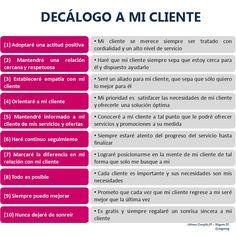¿Qué es más importante para ti, la #atención o #relación al #cliente ?