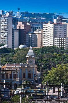 Walk Belo Horizonte streets photos