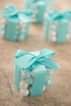 Chocolate Ball Wedding Favor Boxes by PennyAnnDesigns on Etsy, $2.75